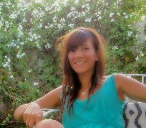 Licenciada en Psicología Aldana Márquez, autora de la tesis.